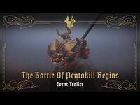 The Battle Of Pentakill Begins..