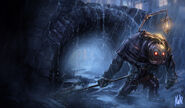 Yorick Undertaker Splash Concept 01