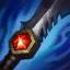 Lâmina do Perseguidor (Guerreiro) item