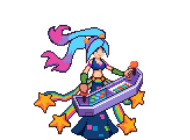 Sona Arcade- pixel