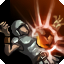 Tristana Explosiver Schuss