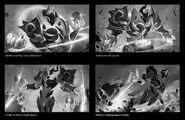 Xerath DarkStar Splash Concept 01