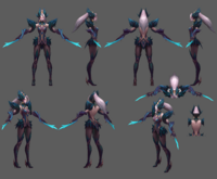 Zyra Coven Model 01