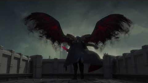 Swain 3D shading and matte painting