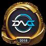 Emotka Mistrzostwa 2018 – Złote DFM