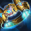 Hextech Rocketbelt item old