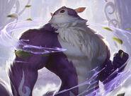 Swole Squirrel LoR Splash Concept 02
