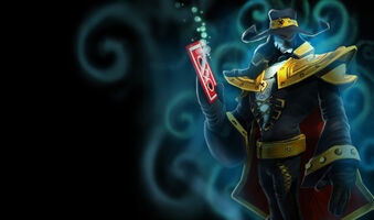 Twisted Fate Standard Twisted Fate S alt
