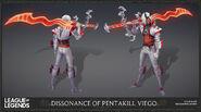 Viego Dissonance of Pentakill Model 02