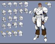 Demacia Soldier Concept 02