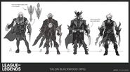 Talon Blackwood Concept 01