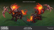 Hecarim HighNoon Concept 01