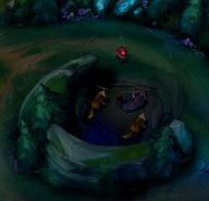 Infernal Rift blast cone location 8