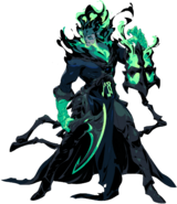 RotS Model Thresh Disappointed