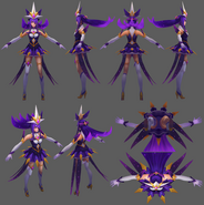 Syndra StarGuardian Model 01