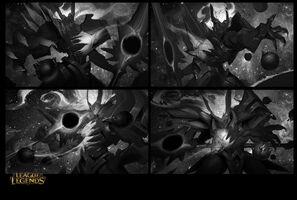 Jarvan IV. Sternenvernichter- Splash Konzept 01