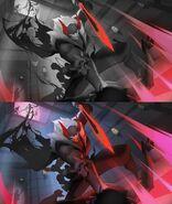 Pyke BloodMoon Splash Concept 03