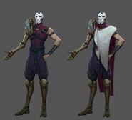 Jhin Awaken Concept 01