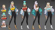 Qiyana TrueDamage Concept 06