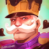 Sugar Rush Braum Border profileicon