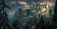 Summoners Rift landscape 03