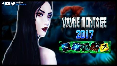 Vayne Montage s7 - High Elo - Best Vayne Plays 2017