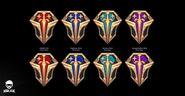 Battle Academia Crest concept 01
