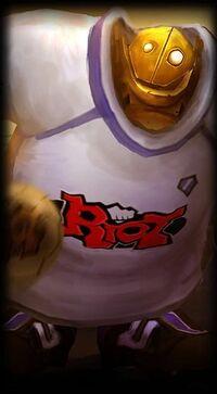 Blitzcrank Torwart-Blitzcrank L alt