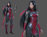 Irelia Awaken Concept 01