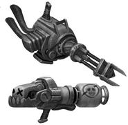 Jinx ZombieSlayer Concept 02