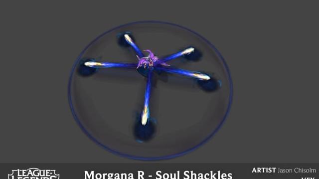 Victorious Morgana VFX Reel