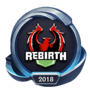 Worlds 2018 Rebirth eSports Emote