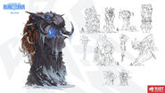 Faces of the Old Ones LoR Concept 01