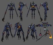 Fiddlesticks Update Praetorian Model 01