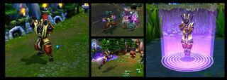 Shen Warlord Screenshots