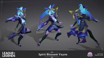 Vayne Seelenblumen Model 04