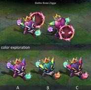 Ziggs BattleBoss Concept 01