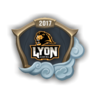 Worlds 2017 Lyon Gaming Emote