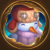 Golden Snow Day Bard profileicon