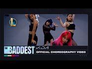 K-DA - THE BADDEST Dance - Official Choreography Video - League of Legends