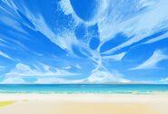 Spirit Bonds Background Beach