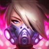 True Damage Akali Border profileicon