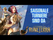 Übersicht- Saisonale Turniere - Legends of Runeterra