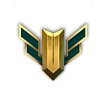 Champion Mastery Level 2 Flair
