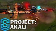 PROJEKT Akali - Skin-Spotlight
