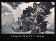 Tristana DragonTrainer Splash Concept 03