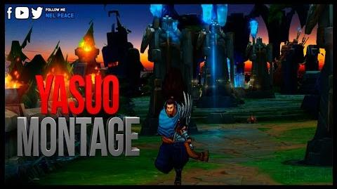 Yasuo Montage - ft Faker Bjergsen Dopa - Best Yasuo Plays
