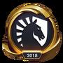 Emotka Mistrzostwa 2018 – Złote TL