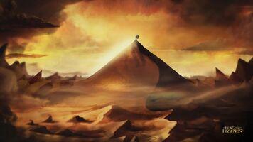 Amumu Der Fluch der traurigen Mumie Kunst 1