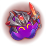 Galaxies Stage 1 Grandmaster Squink Emote